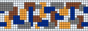 Alpha pattern #26091 variation #7417