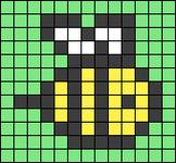 Alpha pattern #25140 variation #7428
