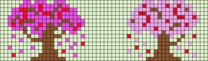 Alpha pattern #26425 variation #7462