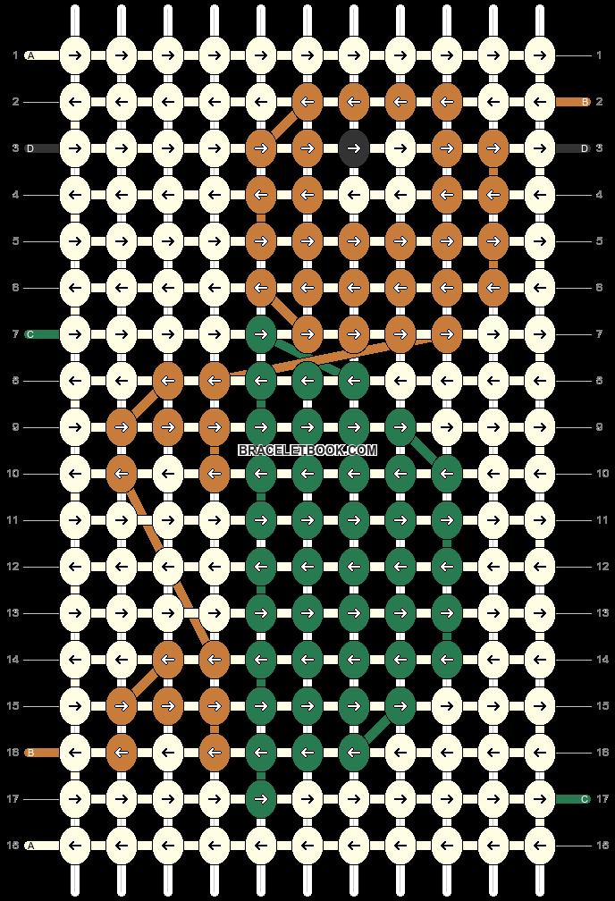 Alpha pattern #26282 variation #7486 pattern