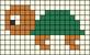 Alpha pattern #26282 variation #7486