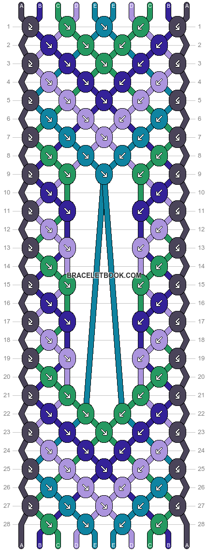 Normal pattern #25705 variation #7592 pattern