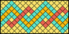 Normal pattern #6164 variation #7687