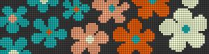 Alpha pattern #13638 variation #7695