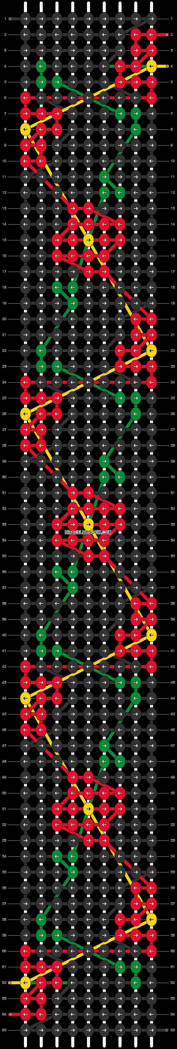 Alpha pattern #26251 variation #7827 pattern