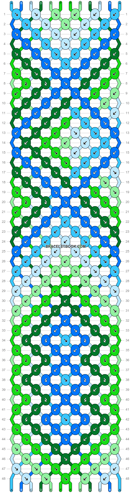 Normal pattern #26361 variation #7832 pattern