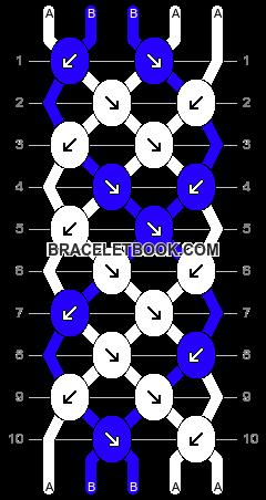 Normal pattern #25601 variation #7838 pattern