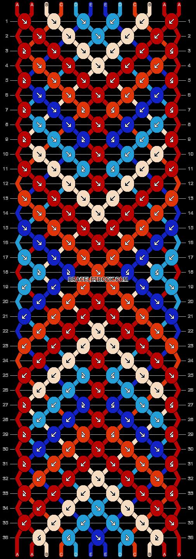 Normal pattern #13254 variation #7849 pattern