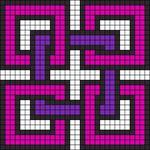 Alpha pattern #26268 variation #7879
