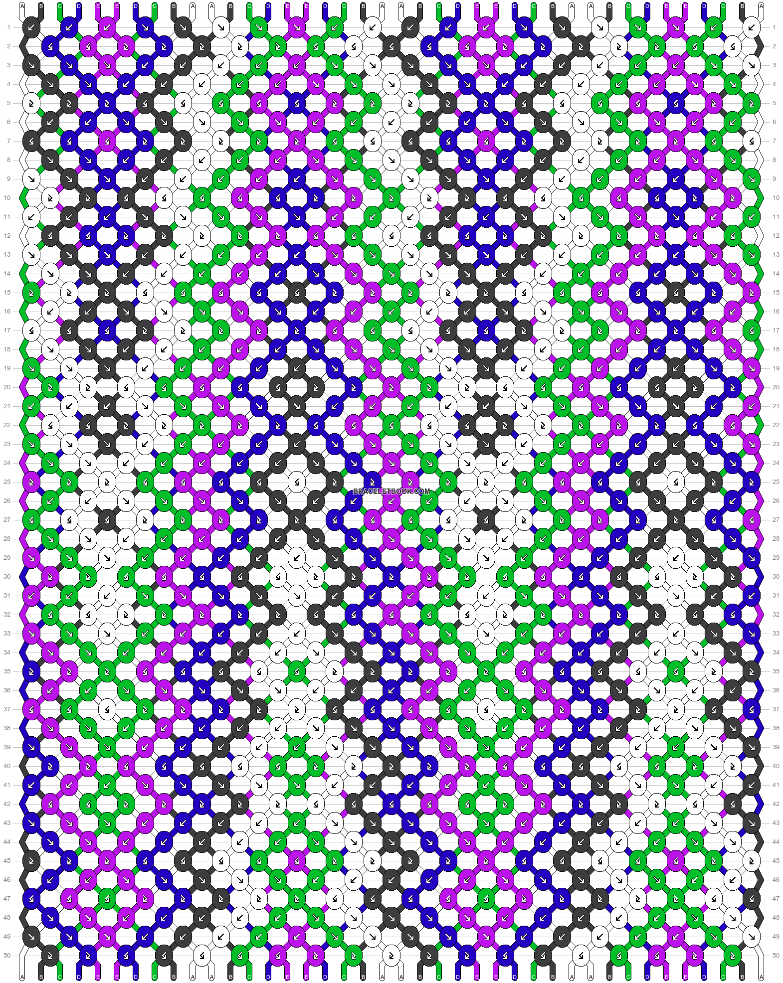 Normal pattern #24986 variation #7915 pattern