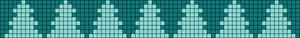 Alpha pattern #16981 variation #7936