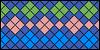 Normal pattern #14893 variation #7954