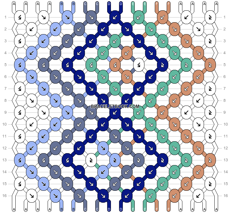 Normal pattern #26539 variation #7972 pattern