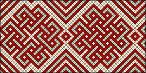 Normal pattern #12391 variation #8005