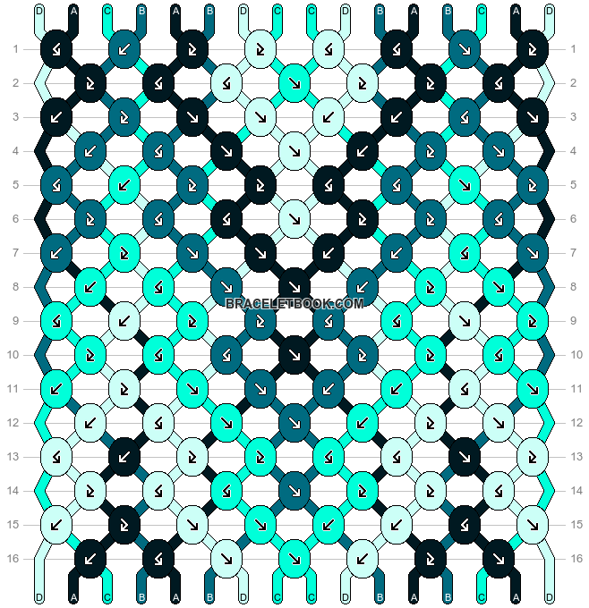 Normal pattern #11369 variation #8018 pattern