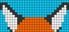 Alpha pattern #23564 variation #8028