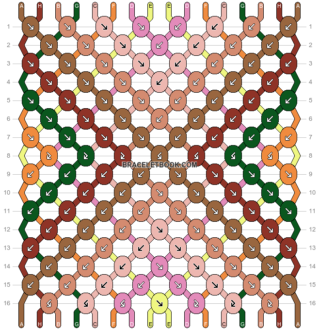Normal pattern #18999 variation #8118 pattern