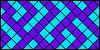 Normal pattern #4323 variation #8443