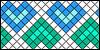 Normal pattern #26120 variation #8445