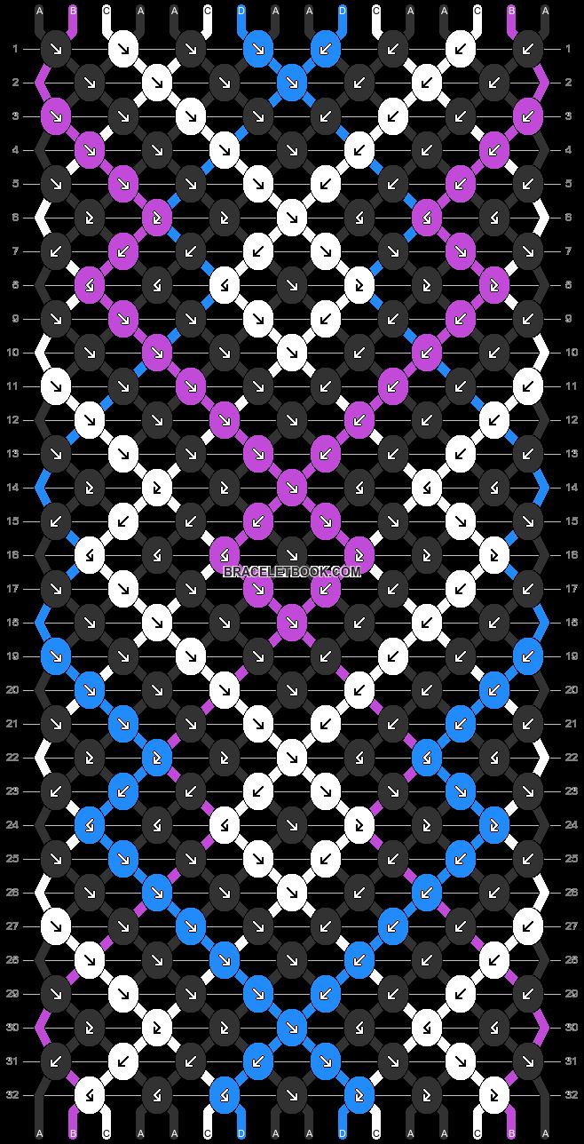 Normal pattern #23450 variation #8550 pattern