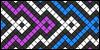 Normal pattern #23450 variation #8550