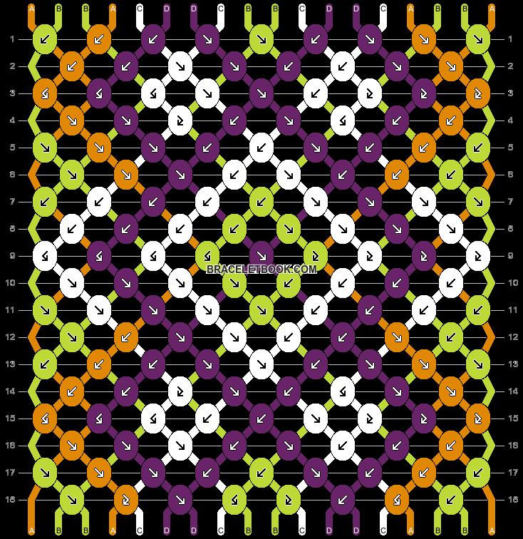 Normal pattern #24546 variation #8735 pattern