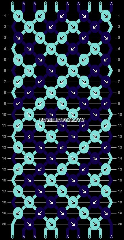 Normal pattern #25485 variation #8736 pattern