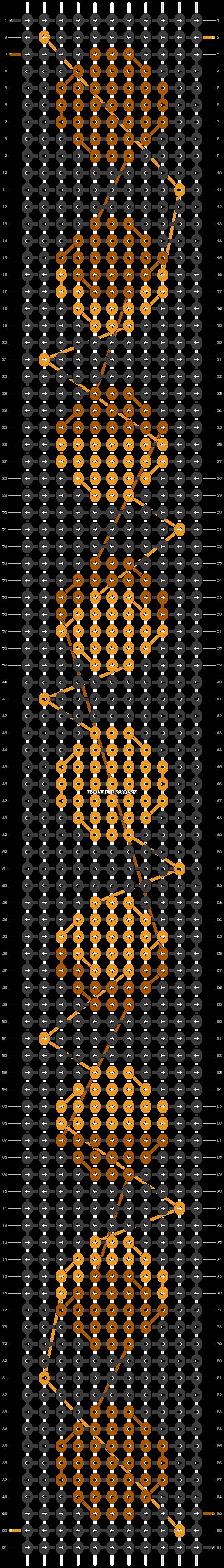 Alpha pattern #26521 variation #8796 pattern