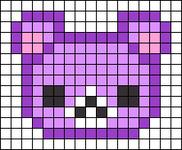 Alpha pattern #26333 variation #8860