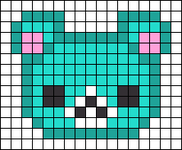 Alpha pattern #26333 variation #8862