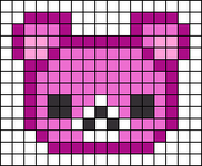 Alpha pattern #26333 variation #8864