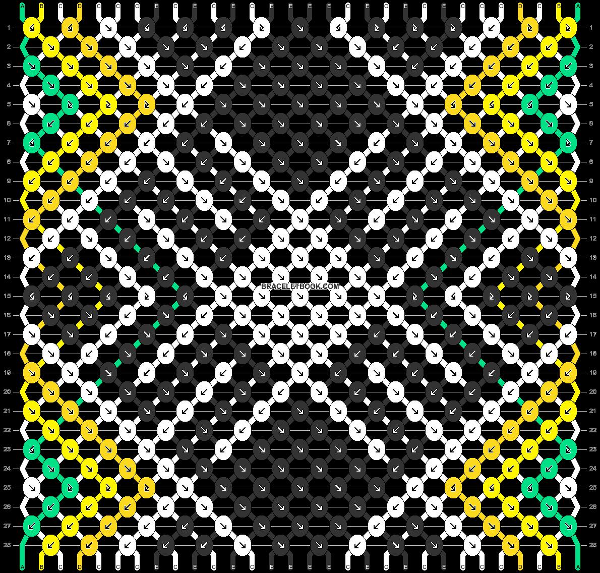 Normal pattern #18235 variation #9008 pattern
