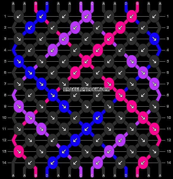 Normal pattern #11148 variation #9013 pattern