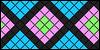 Normal pattern #4387 variation #9048