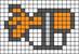 Alpha pattern #3742 variation #9144