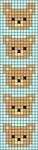 Alpha pattern #26680 variation #9202