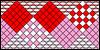 Normal pattern #17600 variation #9203