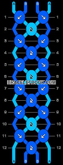 Normal pattern #12303 variation #9236 pattern