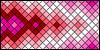 Normal pattern #3302 variation #9266