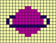 Alpha pattern #25534 variation #9379