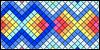 Normal pattern #26211 variation #9400