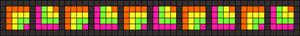 Alpha pattern #26825 variation #9504