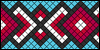 Normal pattern #11733 variation #9516