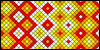 Normal pattern #26683 variation #9524