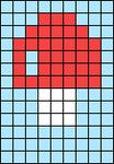 Alpha pattern #223 variation #9601