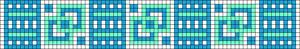 Alpha pattern #26823 variation #9602