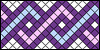 Normal pattern #14707 variation #9609