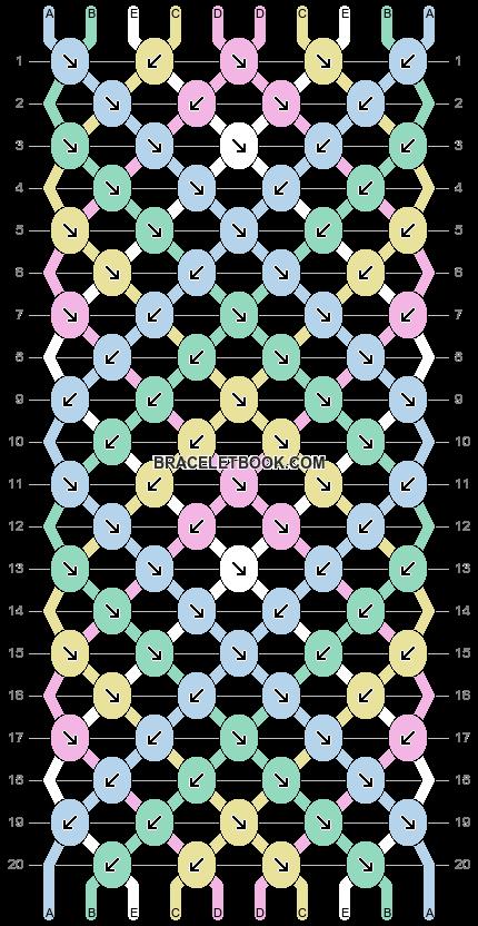Normal pattern #16578 variation #9654 pattern