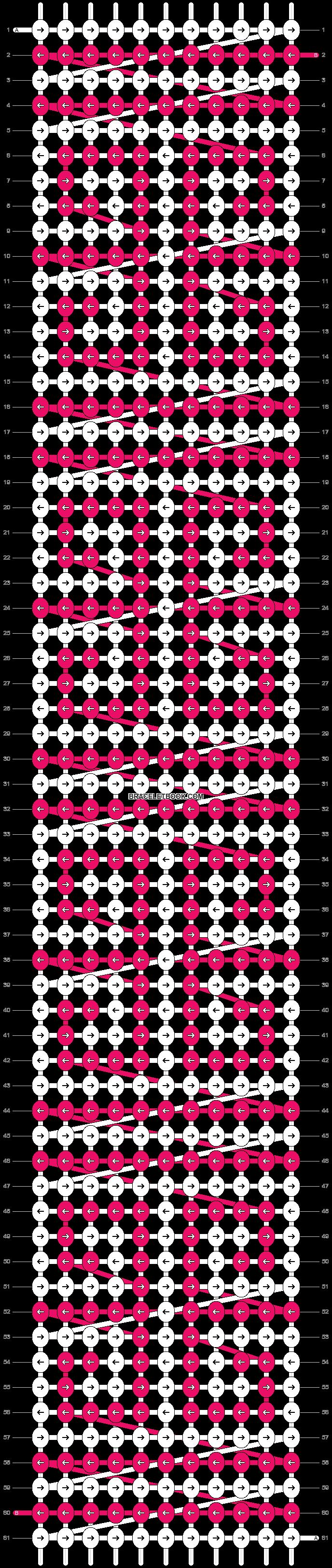 Alpha pattern #20945 variation #9683 pattern