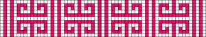 Alpha pattern #20945 variation #9683